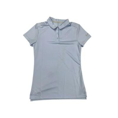 レディース 衣類 トップス Nike Womens Dri-Fit Victory Golf Collared Short Sleeved Shirt 884871 New (Purple S) Tシャツ