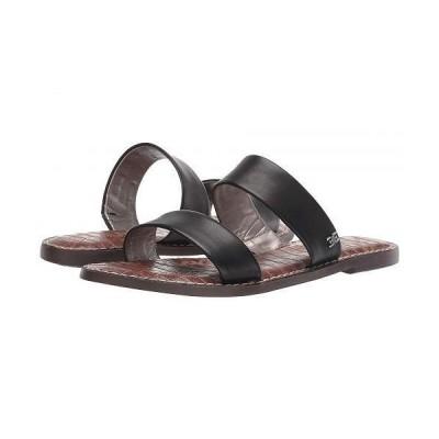 Sam Edelman サムエデルマン レディース 女性用 シューズ 靴 サンダル Gala - Black Atanado Leather