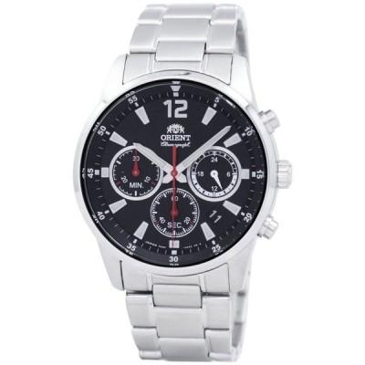 【送料無料】オリエント ORIENT メンズ腕時計 海外モデル Orient Sports Chronograph RA-KV0001B00C