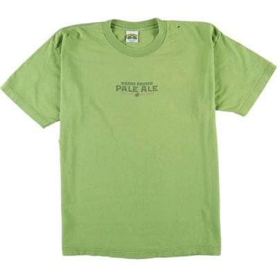 PALE ALE アドバタイジングTシャツ USA製 メンズXL /eaa055429