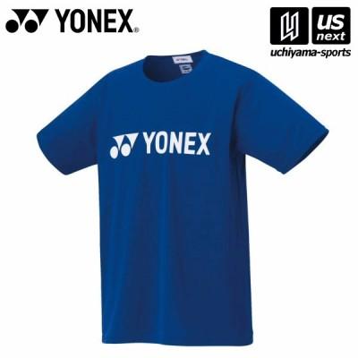 (P3倍)ヨネックス 16501 テニス・バドミントン ウェア(ユニ) ユニドライTシャツ ミッドナイトネイビー [M便 1/1][取り寄せ][自社]