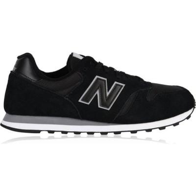 ニューバランス New Balance メンズ スニーカー シューズ・靴 Runner Trainers Black BBK