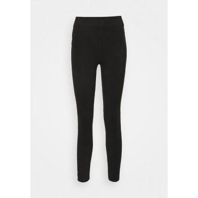 アメリカンイーグル カジュアルパンツ レディース ボトムス Trousers - onyx black