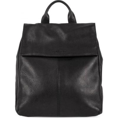 アメリカン レザー American Leather Co. レディース バックパック・リュック バッグ The Liberty Leather Backpack ブラック