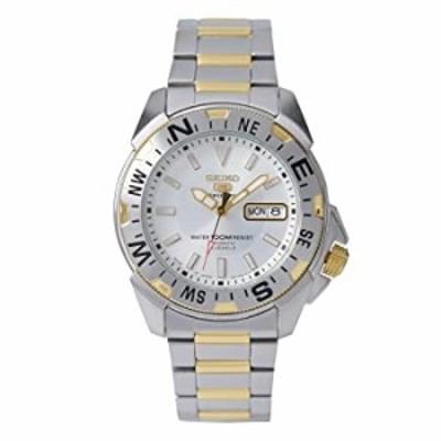 SEIKO 5 Automatic Mens Watch SNZF08J1 Silver