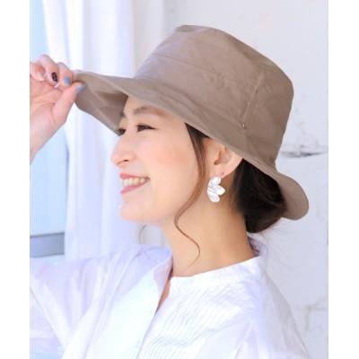 14+(ICHIYON PLUS) / 切替チューリップハット WOMEN 帽子 > ハット