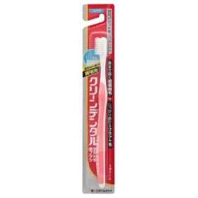 第一三共ヘルスケア 「クリーンデンタル」歯間対策歯ブラシ 3列スリム ふつう 1本 クリーンデンタルハブラシフツウ