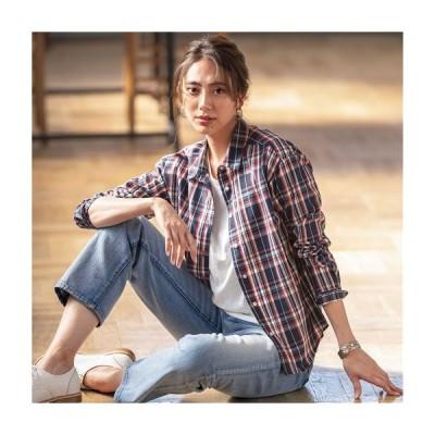 【バーゲン】UVケアレギュラーシャツ(洗濯機OK) S M L LL|2894-341720
