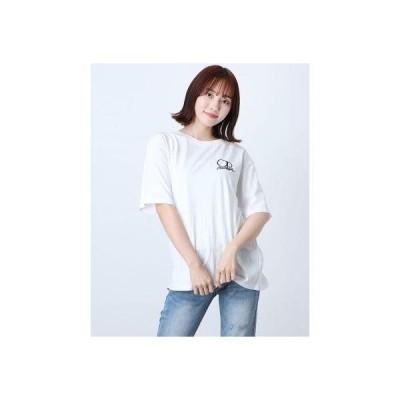オーシャンパシフィック OCEAN PACIFIC OP/オーピー Tシャツ 521560 (ホワイト)