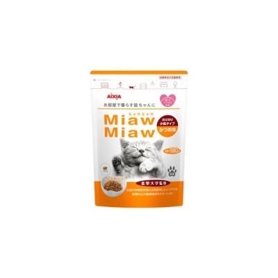 ミャウミャウ(MiawMiaw) カリカリ小粒タイプミドル かつお味 580g