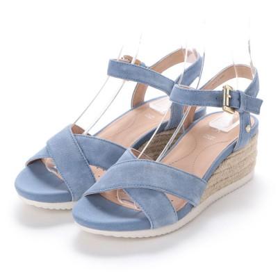 ジェオックス GEOX SANDALS (LT BLUE)