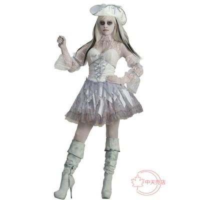 海賊風セクシーバンパイア花嫁鬼花嫁コスプレハロウィンレディース衣装ワンピースイベント衣装クリスマス