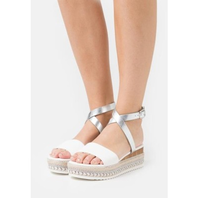アンナフィールド レディース 靴 シューズ Espadrilles - white