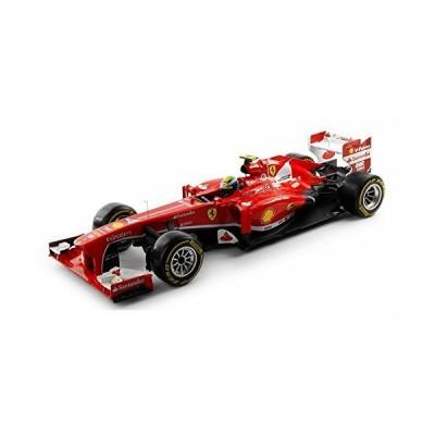 Mattel 2013 - Ferrari F138 - F. Mass #4, Red Hot Wheels BCK15 - 1/18 Scale
