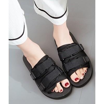 サンダル F&D : Doublestrap Sandals