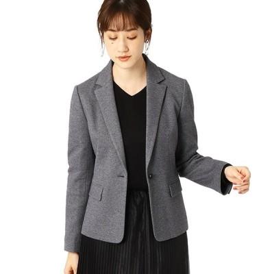 COMME CA ISM / 《ウォッシャブル》 ジャージー テーラード ジャケット WOMEN ジャケット/アウター > テーラードジャケット
