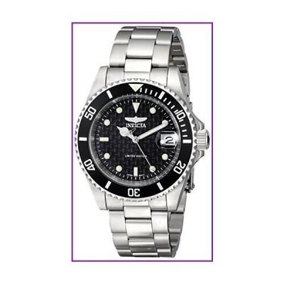 インヴィクタ Invicta Men's ILE8926OBA Pro Diver Stainless Steel Watch with Link Bracelet [並行輸入品](並行輸入品)
