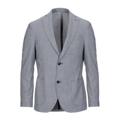 BRERAS Milano テーラードジャケット ファッション  メンズファッション  ジャケット  テーラード、ブレザー ブルー