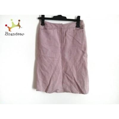 ボディドレッシングデラックス BODY DRESSING Deluxe スカート サイズ7 S レディース パープル     スペシャル特価 20200510