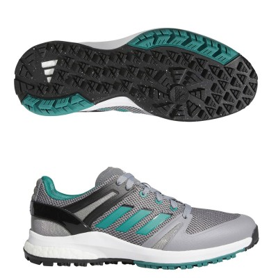 アディダス Adidas EQTスパイクレスシューズ 24.5cm グレーフォー/サブグリーン/コアブラック
