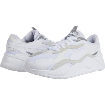 プーマ PUMA メンズ スニーカー シューズ・靴 RS-X Puzzle Puma White/Puma Silver