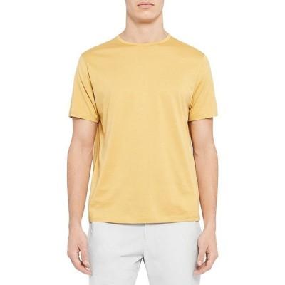 セオリー メンズ Tシャツ トップス Precise Crewneck Tee