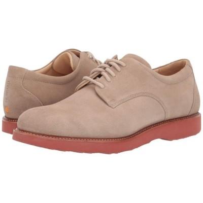 サムエル ハバード Samuel Hubbard メンズ 革靴・ビジネスシューズ シューズ・靴 Bucks Sand Suede/Brick Outsole
