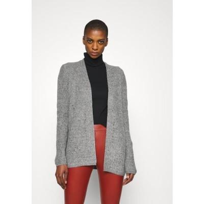 レディース ファッション LANGARM - Cardigan - grey