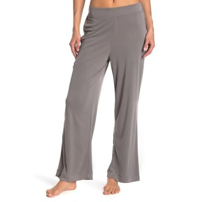 フィロソフィー レディース カジュアルパンツ ボトムス Ribbed Knit Pull-On Wide Leg Pants OLIVE