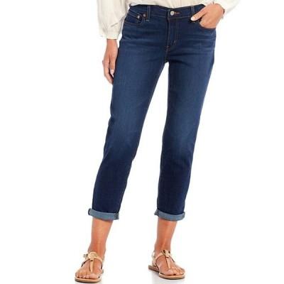 リーバイス レディース デニムパンツ ボトムス Levi'sR Mid-Rise Boyfriend Jeans