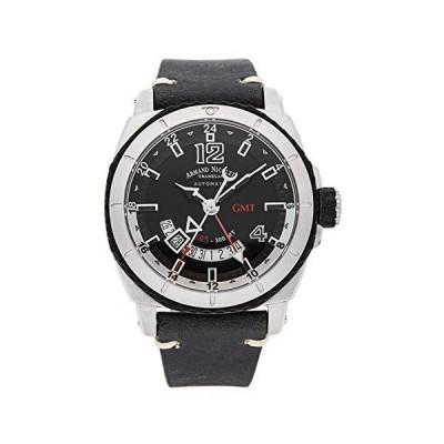 Armand Nicolet メンズ腕時計 S05 GMT 日付 アナログ 自動巻き A713AGN-NR-PK4140NR並行輸入品