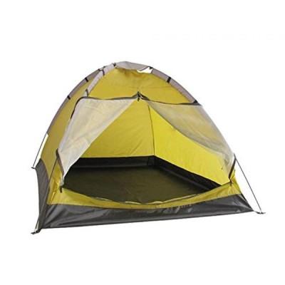 テント Generic Large Portable 3 Person Tent Yellow
