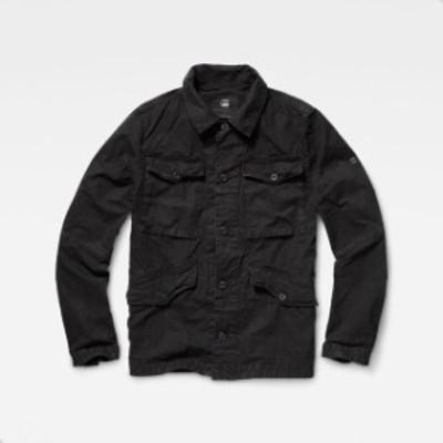 gstar ジースター ファッション 男性用ウェア ジャケット gstar vodan-worker-overshirt