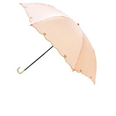 ピンクトリック pink trick 2段折りたたみ傘 晴雨兼用 親骨50cm