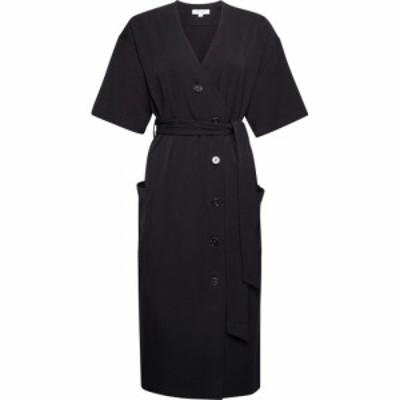 グレート プレインス Great Plains レディース ワンピース ワンピース・ドレス marina texture dress Black