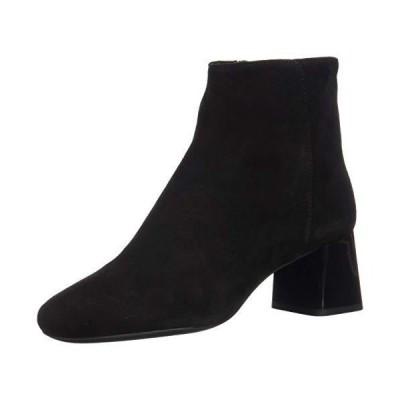 ジェオックス D SEYLISE ブーツ 通気性 D84BBD00021 レディース BLACK 22.5 cm