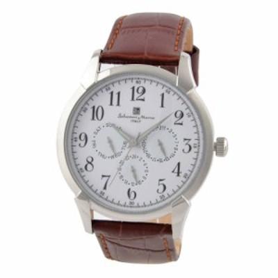 [即日発送]サルバトーレマーラ メンズ 腕時計/SalvatoreMarra 腕時計 送料無料/込 卒業祝入学祝プレゼント