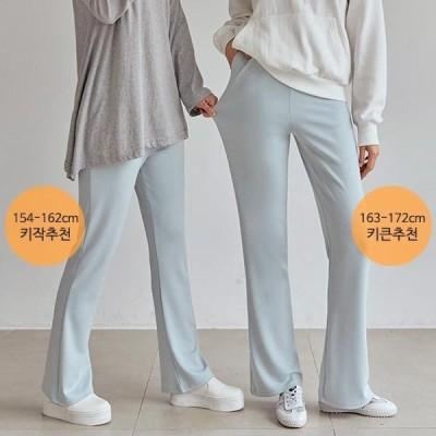 PIPPIN レディース パンツ Good shot 113 trousers / pants Market 8 kijak tall banding Flared pants # 76074