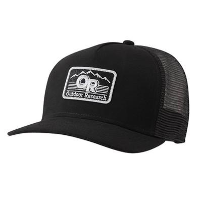 帽子・防寒・エプロン アウトドアリサーチ アドヴォケイト トラッカー キャップ フリー ブラック