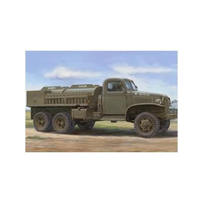 Hobby Boss 1/35スケール GMC CCKW 750ガロン タンカートラック - プラスチックミリタリー車両モデルキット #83830