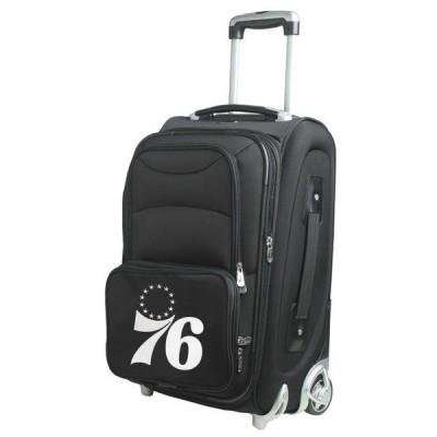 ユニセックス スポーツリーグ バスケットボール Philadelphia 76ers 21 Rolling Carry-On Suitcase アクセサリー
