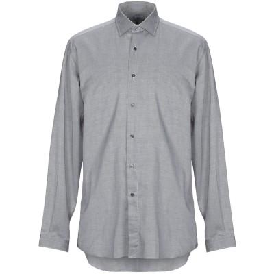 SIRIO シャツ ブラック S コットン 100% シャツ