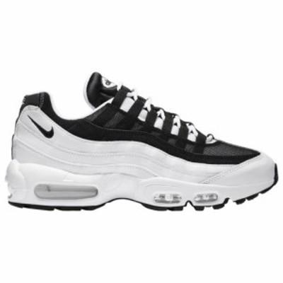 (取寄)ナイキ メンズ スニーカー シューズ エアマックス 95 大きいサイズ おしゃれ Nike Men's Shoes Air Max 95 White Black White