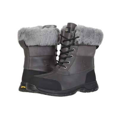 アグ UGG メンズ ブーツ シューズ・靴 Butte Metal Leather