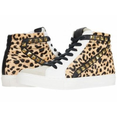 Steve Madden スティーブマデン レディース 女性用 シューズ 靴 スニーカー 運動靴 Tracey-L Sneaker Leopard Multi【送料無料】