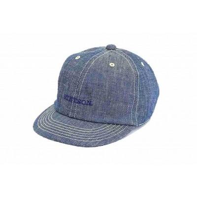 STETSON ステットソン 帽子 メンズ レディース SE089 ネイビー 紺 手洗い 婦人 紳士 ファッション オシャレ シンプル ネット通販 日本製 春夏