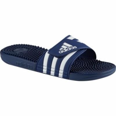 アディダス adidas メンズ サンダル シューズ・靴 Adissage Slide Dark Blue/White