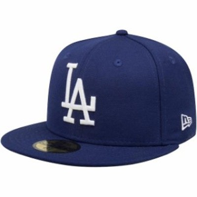 New Era ニュー エラ スポーツ用品  New Era Los Angeles Dodgers Navy Cooperstown Collection Wool 59FIFTY Fitted Hat
