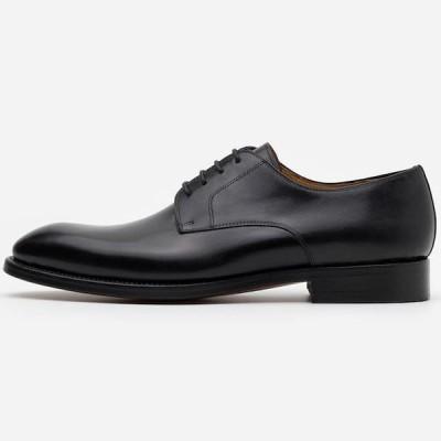 マグナーニ メンズ 靴 シューズ Smart lace-ups - black