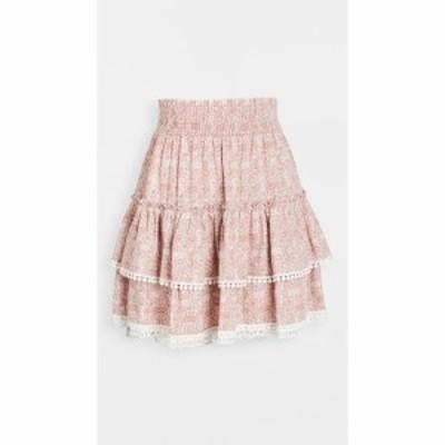 ミサ MISA レディース スカート Banu Skirt Washed Tile